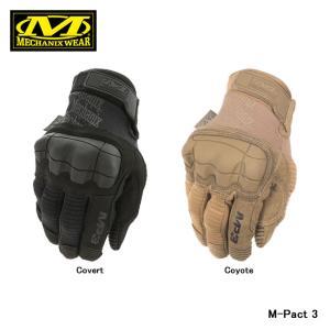 【MECHANIX WEAR/メカニックスウェア】 M-Pact 3 Covert/Coyote 品番:mp3-55/mp3-72|sfidarestore