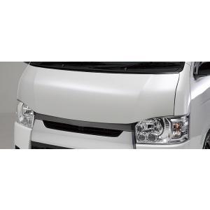 BOXYSTYLE/ボクシースタイル【ユーロボンネット】200系ハイエースI・II型(ナローボディ専用)|sftshopping