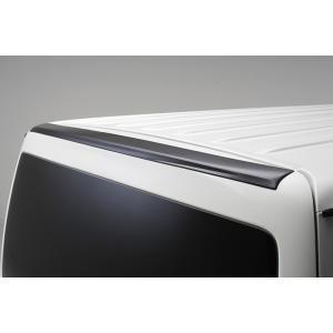 BOXYSTYLE/ボクシースタイル【リアルーフエクステ(カーボン)】200系ハイエースI・II型(ナローボディ専用)|sftshopping