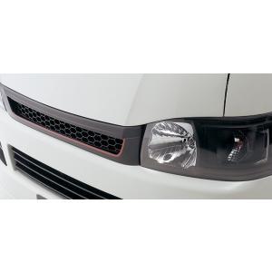 BOXYSTYLE/ボクシースタイル【ユーログリル】200系ハイエースI・II型(ナローボディ専用)|sftshopping