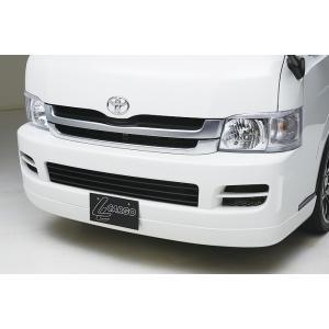 BOXYSTYLE/ボクシースタイル【フロントハーフスポイラー(タイプ1)】200系ハイエースI・II型(ワイドボディ専用)|sftshopping