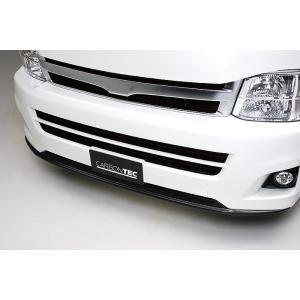 BOXYSTYLE/ボクシースタイル【フロントバンパーエクステ(カーボン)】200系ハイエースIII型(ワイドボディ専用) sftshopping