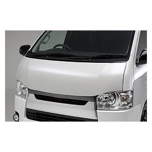 BOXYSTYLE/ボクシースタイル【ユーロボンネット】200系ハイエースIV型(ナローボディ専用)|sftshopping