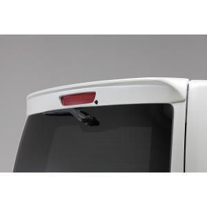 BOXYSTYLE/ボクシースタイル【リアルーフスポイラー】キャラバンNV350ナロー用|sftshopping