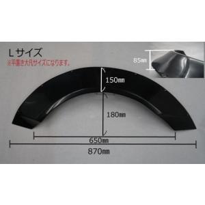 ESB/イーエスビー(CLS)【汎用オーバーフェンダー】Lサイズ|sftshopping