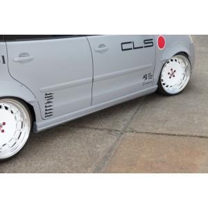 ESB/イーエスビー(standard boost))【サイドステップ】VWポロ 9N系 後期|sftshopping