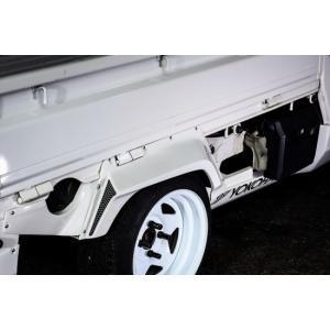 ESB/イーエスビー(CLS-VS)【オーバーフェンダー(1台分)】ハイゼットトラック S500P|sftshopping