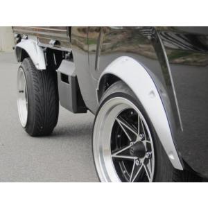 はろーすぺしゃる【オーバーフェンダー】ハイゼットトラック/S500P系 ジャンボ用|sftshopping