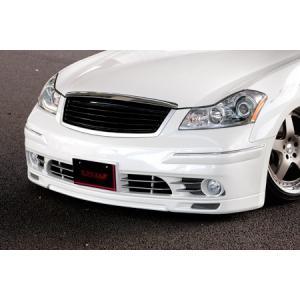 K-BREAK/ケイブレイク(PLATINUM/プラチナム)【フロントグリル(タイプS)】フーガ Y50 GT250/350前期 |sftshopping