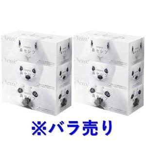 ネピア 鼻セレブ ティシュ 400枚(200組)6箱セット|sgline