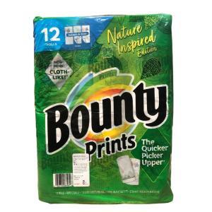 バウンティ キッチンペーパー コストコ 無地 110シート 12ロール bounty|sgline