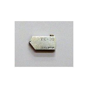 トーヨー・ガラスカッター 直線切り用替刃 TC-30H|sgs-shop