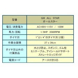 G8 グラスター ルーター オールスター Glastar Allstar|sgs-shop|03