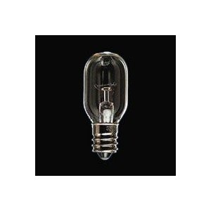 T20 ナツメ球 E12 透明20W|sgs-shop
