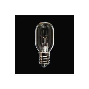 T20 ナツメ球 E12 透明5W|sgs-shop