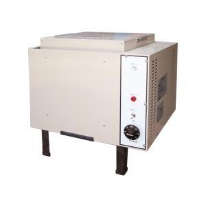 GSK-01 国産小型電気炉 電気窯 炉内20x20xH20cm 温度計付 ガラスフージング、ポーセラーツ、陶芸|sgs-shop