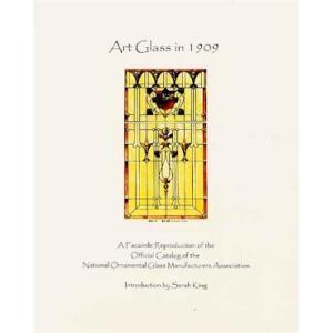 洋書:1909年のステンドグラス工房カタログ(復刻版)|sgs-shop
