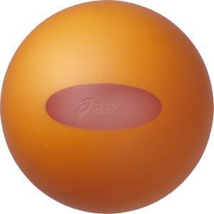 アシックス/asics グラウンドゴルフ ハイパワーボール スタンダード GGG037 オレンジ(20)|sgs