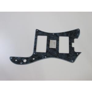 3DPEGシリーズのオプションピックガード ハムバッカー用 ブラックパールI |sgtechg