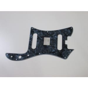 3DPEGシリーズのオプションピックガード シングルコイル用 ブラックパールI |sgtechg