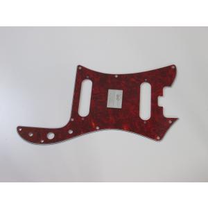 3DPEGシリーズのオプションピックガード シングルコイル用 赤べっ甲|sgtechg