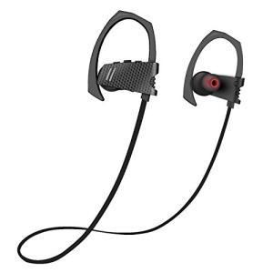 AOKII (サウンドピーツ) 4.1 IPX5 Bluetooth 防水 高音質 マイク内蔵 スポ...