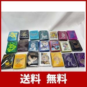 ランダムポケモンカードゲーム)デッキシールド(65個セット)【海外限定】【並行輸入品】