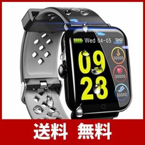 スマートブレスレット IP68防水 活動量計 歩数計 GPS スマートウォッチ 血圧計 心拍計 睡眠検測 多機能腕時計 Line/Facebook/T|sh-price