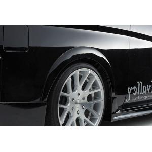 ゴルヴァレイ(Gollvalley) NV350キャラバンE26 〜MC【H24/6〜】 オーバーフェンダーキット未塗装 sh-store
