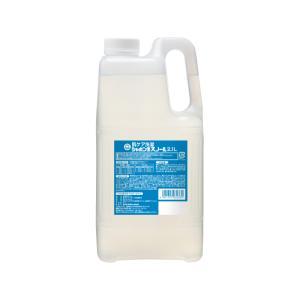 シャボン玉石けん シャボン玉スノール 2.1L(液体タイプ) 洗濯用石けん