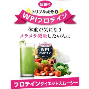 WPIプロテイン配合グリーンスムージーで速攻美痩せ目指す!!  プロテインにはWPCとWPIがありま...