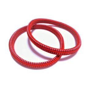 静電気除去ブレスレット2本セット(赤)
