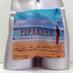 おもしろ パロディ ふんどし パイプライン ハワイ(フンダーウエア)Funder wear 面白い おもしろプレゼント 雑貨 海外旅行 お土産 シャレもん|shalemon