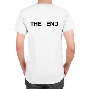 おもしろ Tシャツシャツ (the end)(Tシャツ)菅田将暉 嵐/C13/