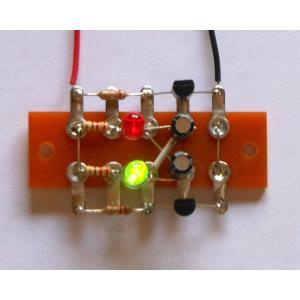 LED点滅回路キット|shamtecdenshi-store