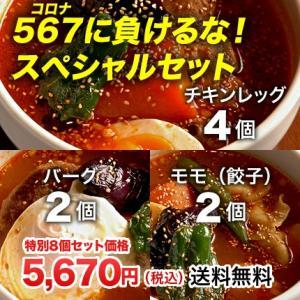 北海道札幌発祥のSHANTi(シャンティ)オリジナルスープカレー スペシャル8個セット<辛さ選べる2〜10ボーガ>|shanticurry