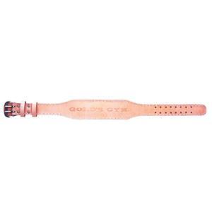 (トレーニングベルト)ゴールドジム アンティークレザーベルト G3323