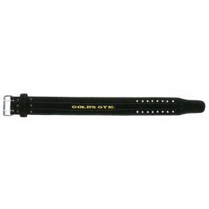 (トレーニングベルト)ゴールドジム パワーベルト(2ピンタイプ) G3352