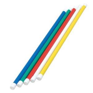 ●5色1組(青・緑・赤・白・黄)●重さ2.5kg/組●長さ100×直径3cm。 被膜:PVC、芯材:...