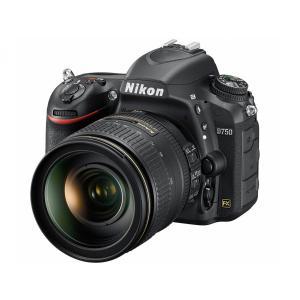 デジタル一眼カメラ Nikon D750 24-120 VR...