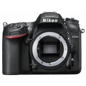 デジタル一眼カメラ Nikon D7200 ボディ[新品即納...
