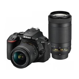 デジタル一眼カメラ Nikon D5600 ダブルズームキッ...