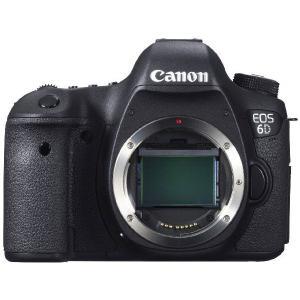 デジタル一眼カメラ Canon EOS 6D ボディ[新品即...