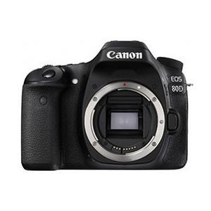 デジタル一眼カメラ Canon EOS 80D ボディ[新品...