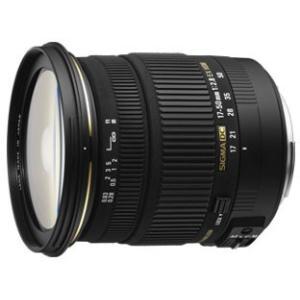 レンズ SIGMA 17-50mm F2.8 EX DC OS HSM [キヤノン用][新品即納] sharanoki