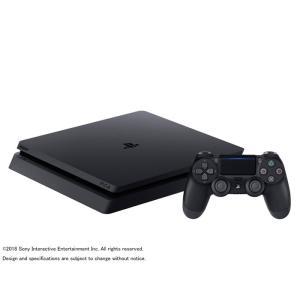ゲーム機 SONY プレイステーション4CUH-2200AB01 [500GB ジェット・ブラック][新品即納]|sharanoki