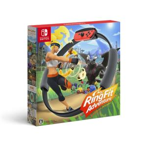 Nintendo Switchソフト リングフィット アドベンチャー [新品即納] sharanoki