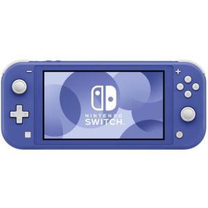 ゲーム機 Nintendo Switch Lite [ブルー][新品即納] sharanoki