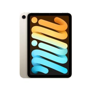 タブレットPC iPad mini 8.3インチ 第6世代 Wi-Fi 64GB 2021年秋モデル MK7P3J/A [スターライト][新品即納]|sharanoki