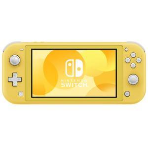 【保証書他店印付き/保証印2020年7月以降】ゲーム機 Nintendo Switch Lite[イエロー][新品即納] sharanoki